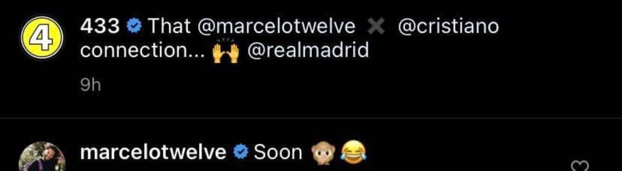 Ronaldo Juventus Marcelo Real Madrid