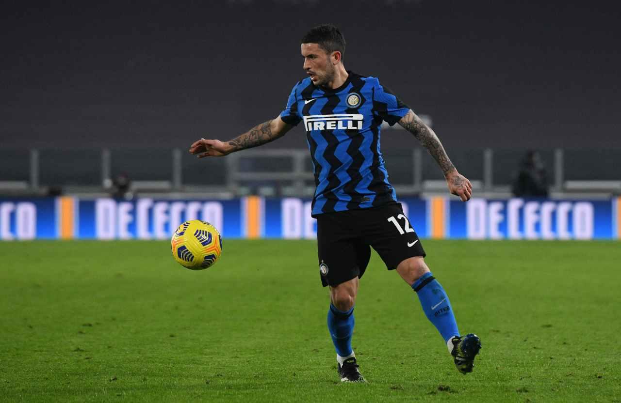 Inter Roma Sensi Sassuolo Diawara De Zerbi