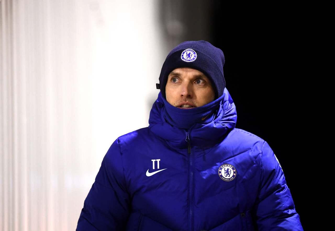 Juventus Dybala Werner Chelsea