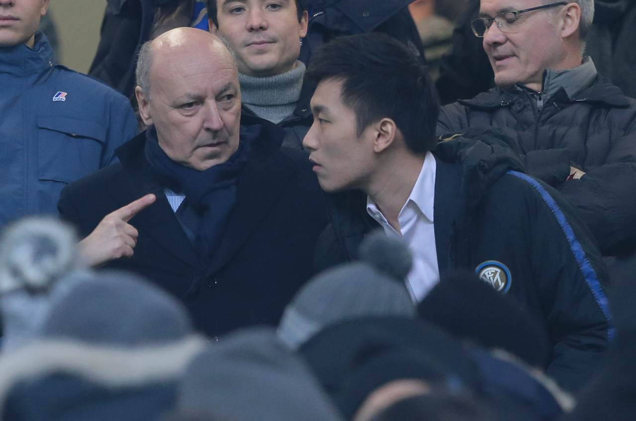 """Calciomercato Inter, le difficoltà di Suning   """"Fumo negli occhi, non è realtà"""""""