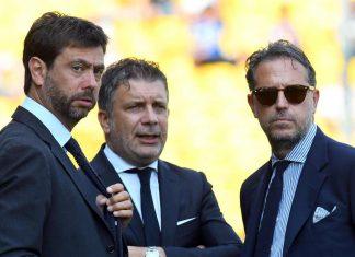 Juventus calciomercato
