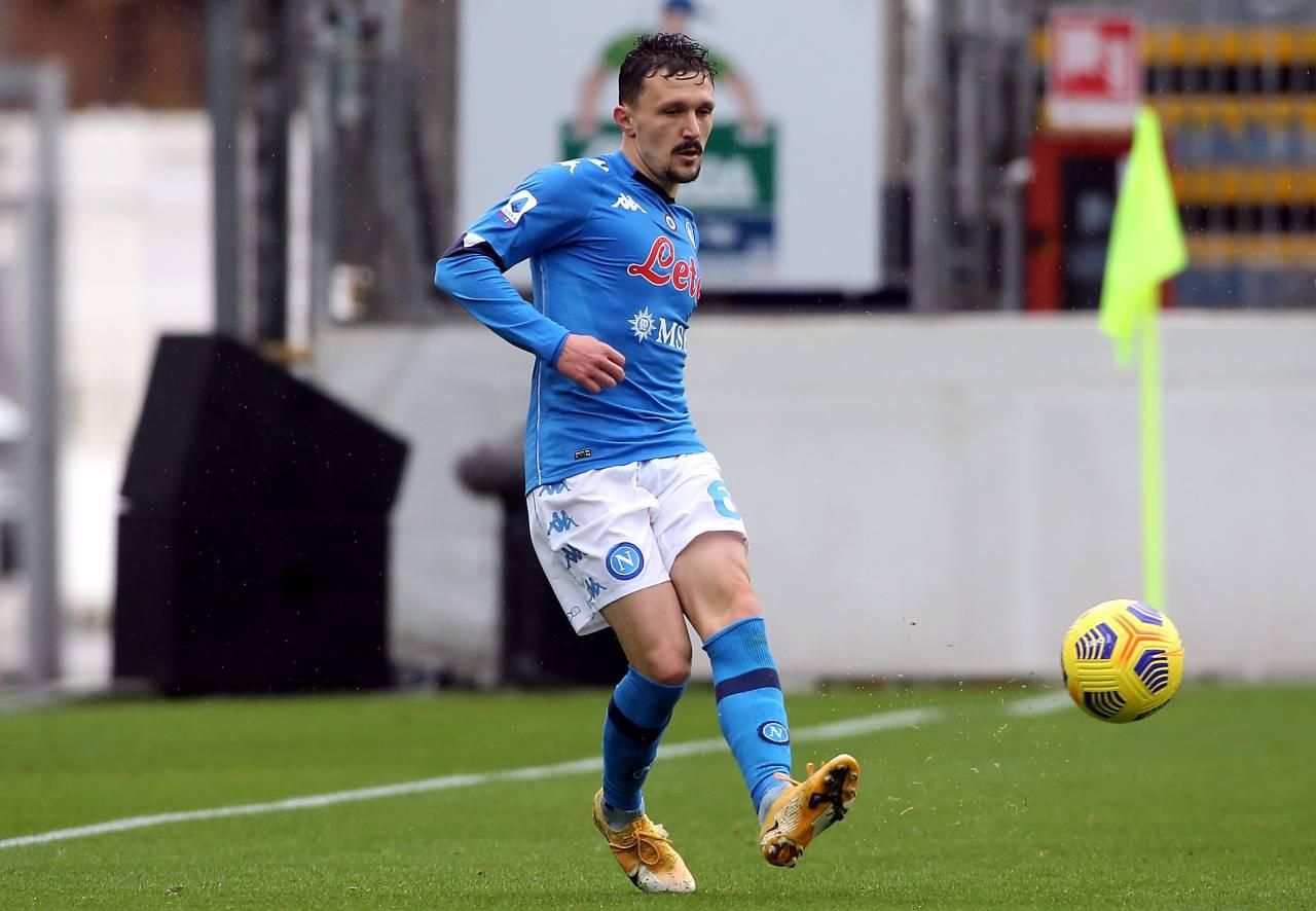 Napoli, caos in allenamento   Gattuso caccia Mario Rui