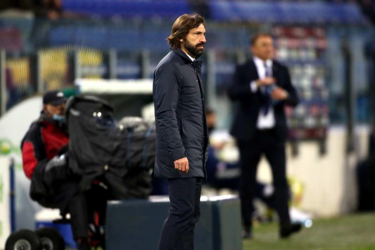 Pirlo Cagliari Juve
