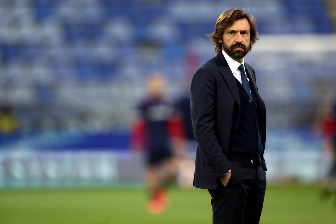 Pirlo Cagliari Juventus