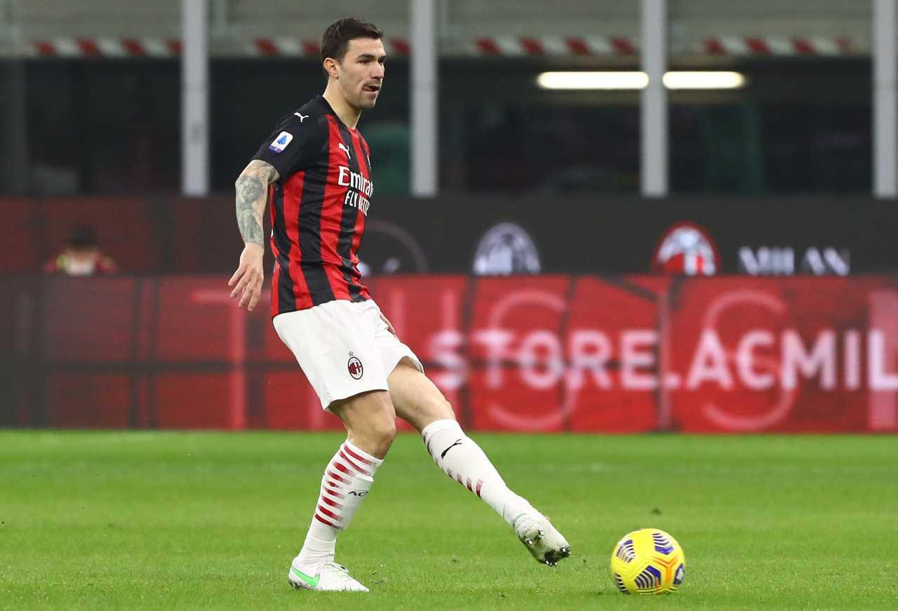Milan Juventus Lazio Luis Alberto Romagnoli Hauge Calhanoglu Calciomercato