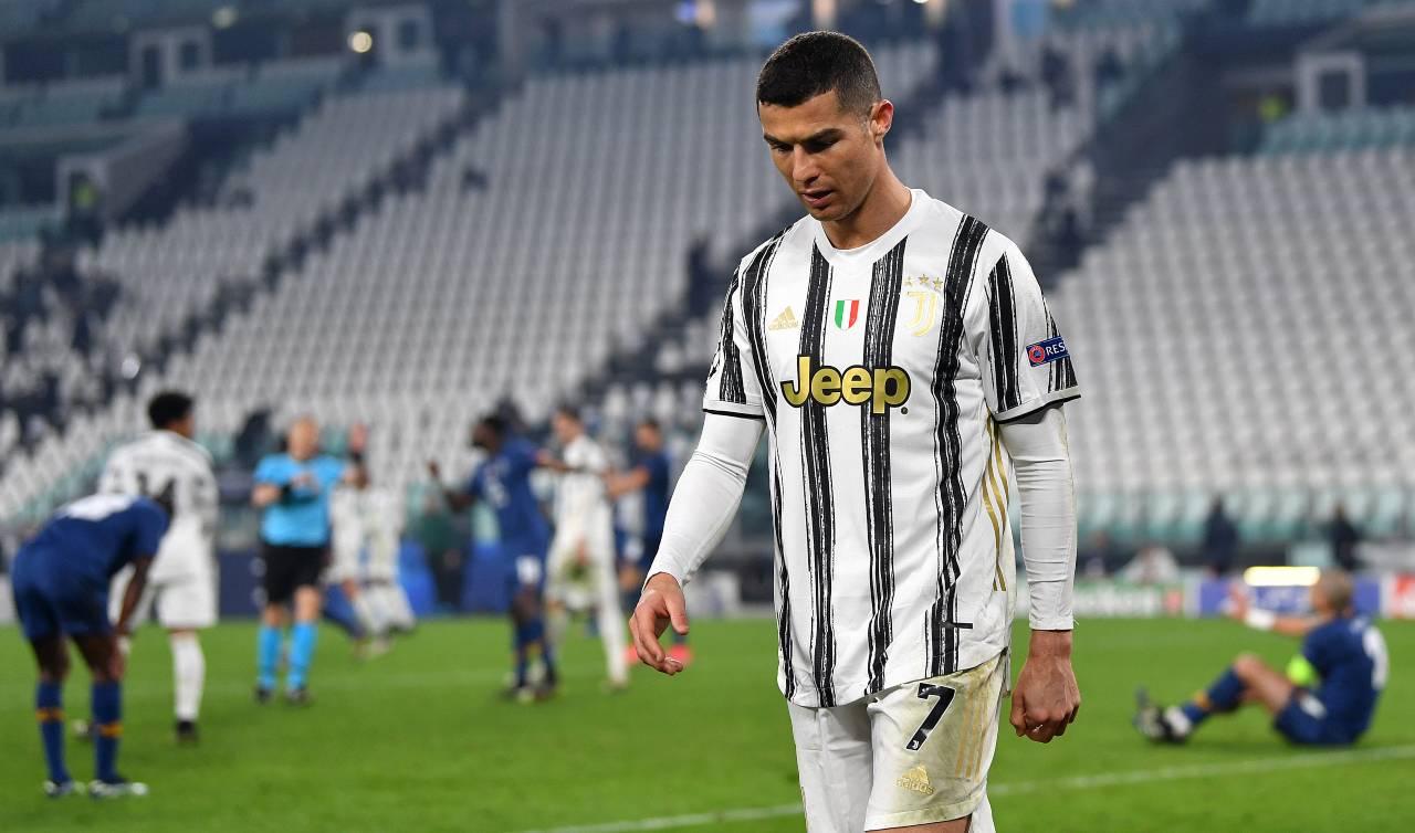 Calciomercato Juventus, addio Ronaldo | Berardi il sostituto