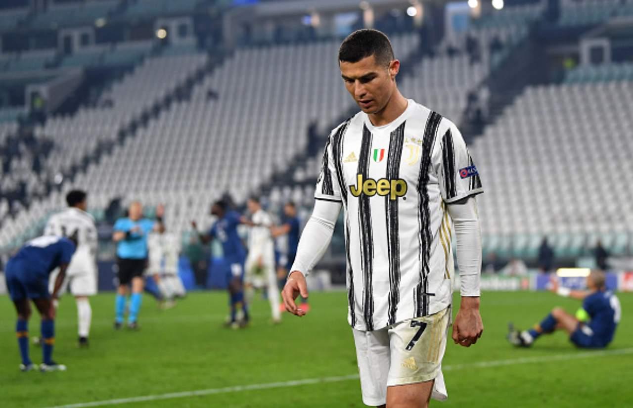 "Calciomercato Juventus, Ronaldo sotto accusa   ""Un errore acquistarlo"""