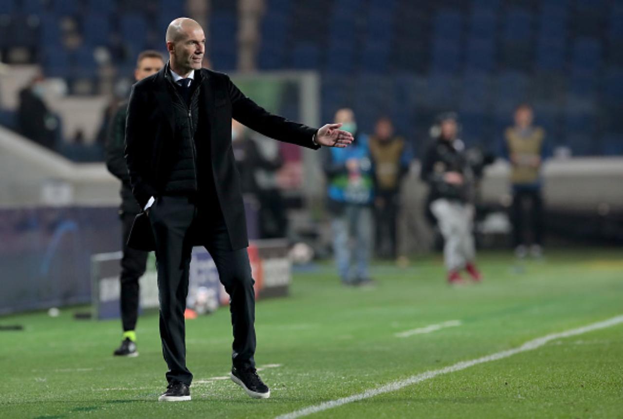 Zidane juventus real madrid