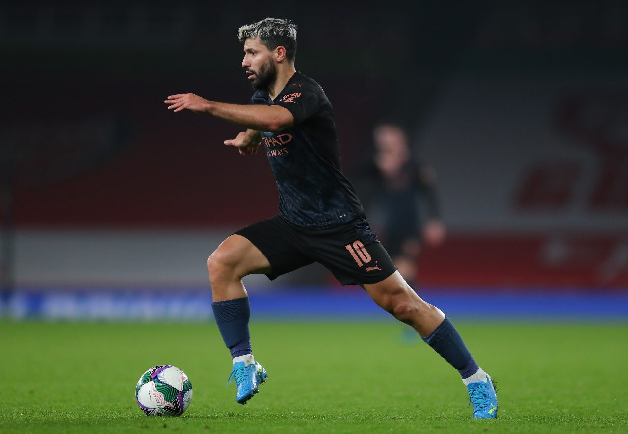 Aguero Juventus