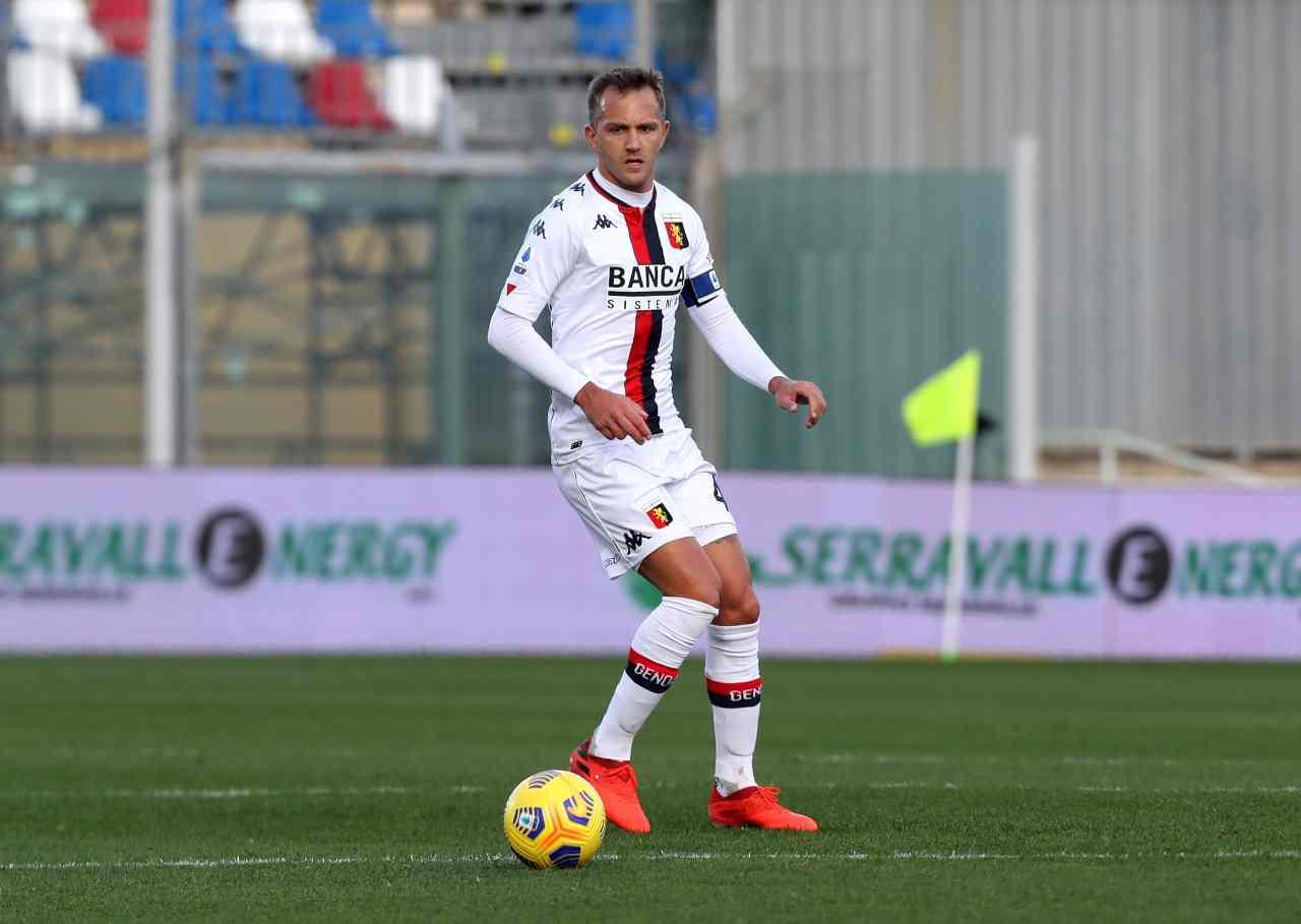 D'Amico Criscito Desplanches Consigli Galabinov Fagioli Juventus MIlan