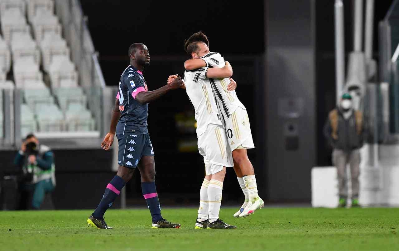 Juventus Dybala Ronaldo Pirlo rinnovo
