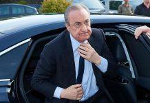 Florentino Perez Real Madrid calciomercato