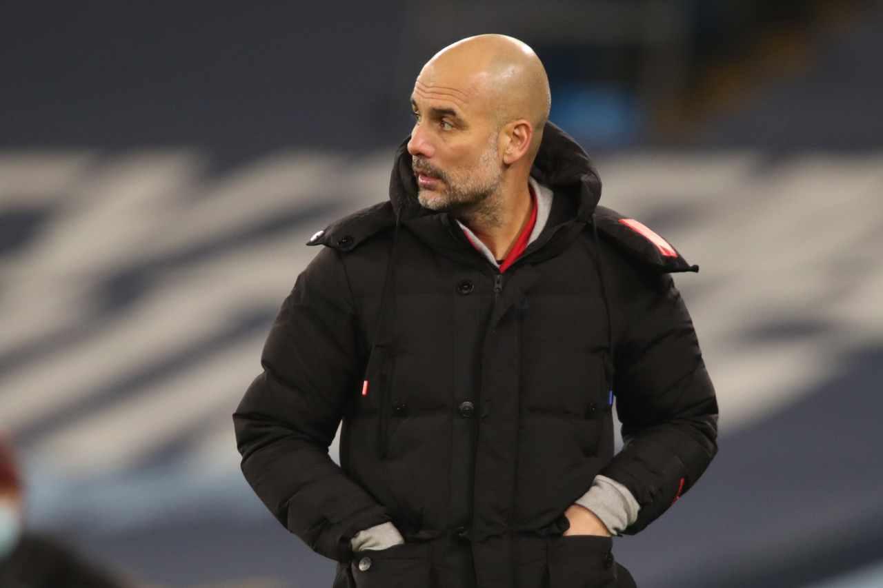 Calciomercato Milan Manchester City Guardiola