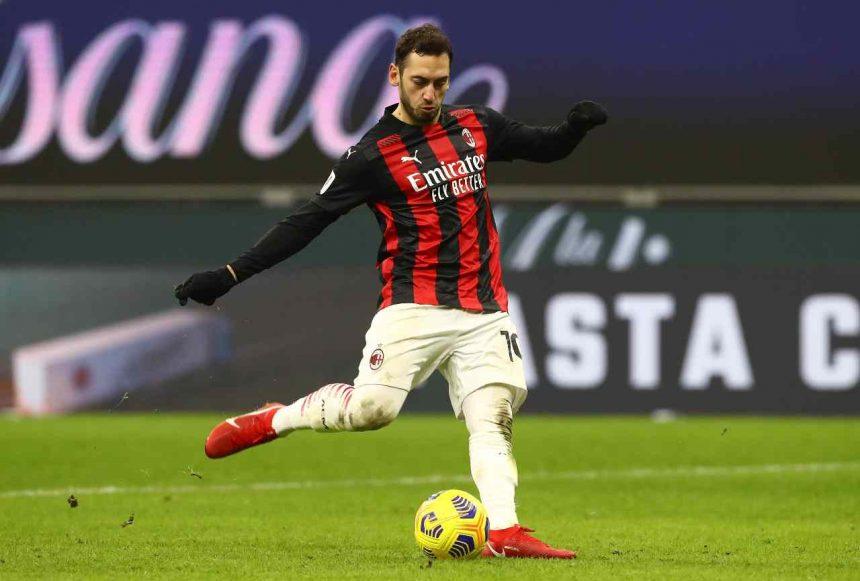 Juventus Calhanoglu