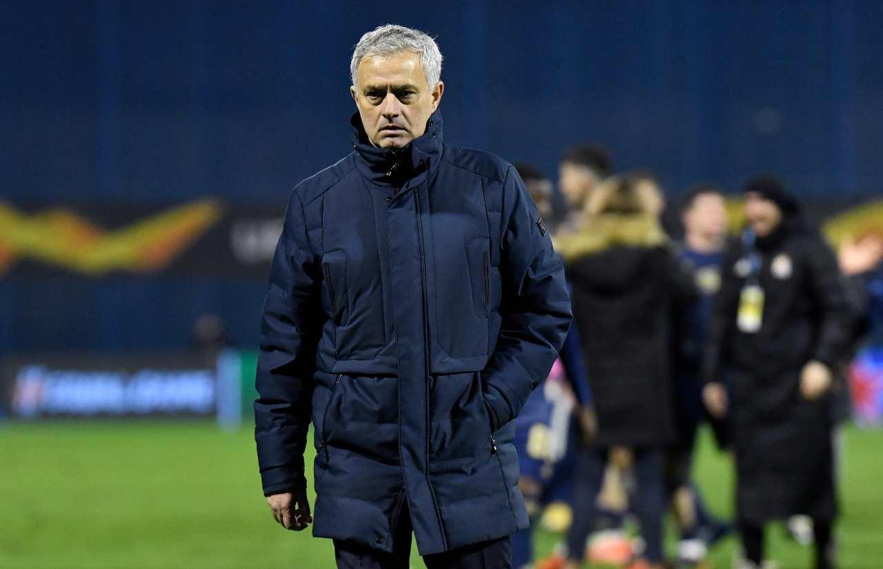 Roma Mourinho Burki Borussia Dortmund Rui Patricio Donnarumma