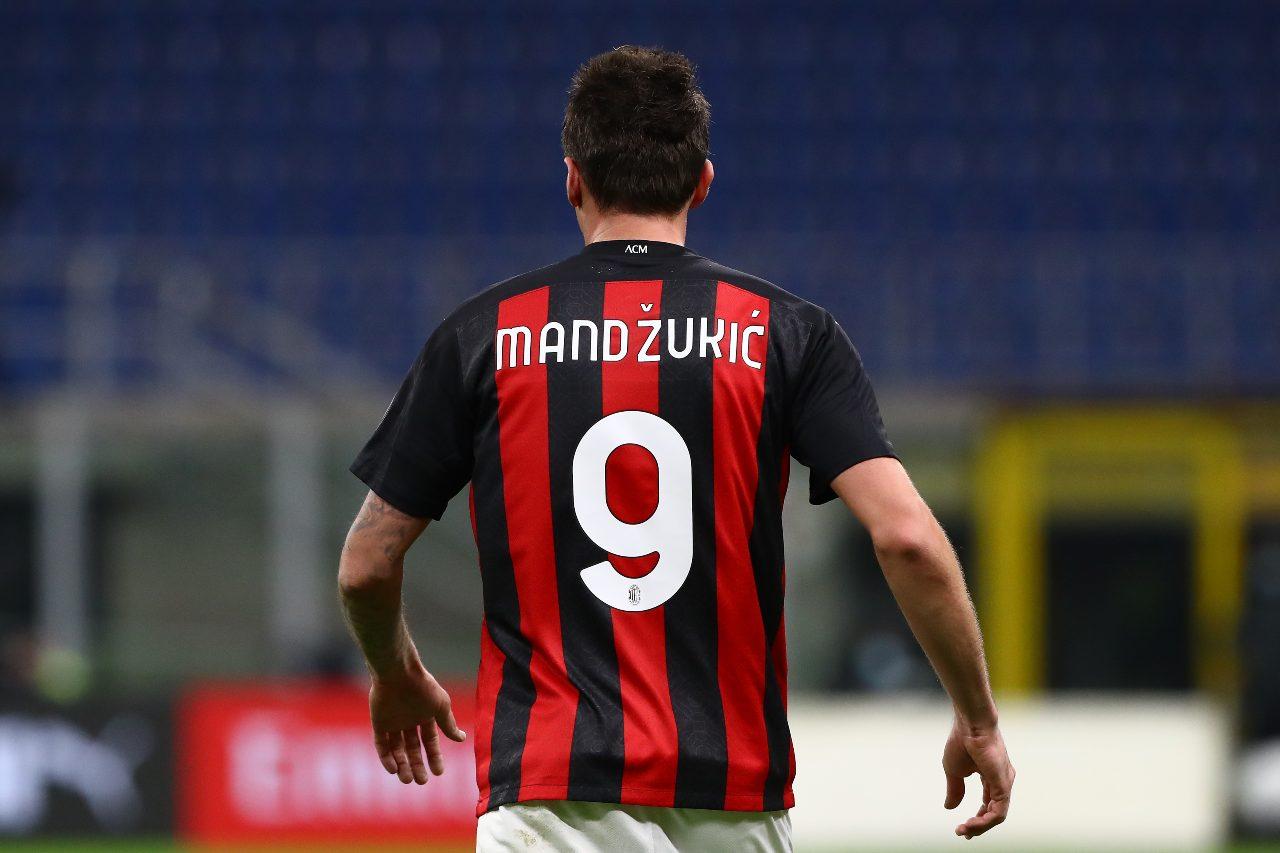 Mandzukic Inter
