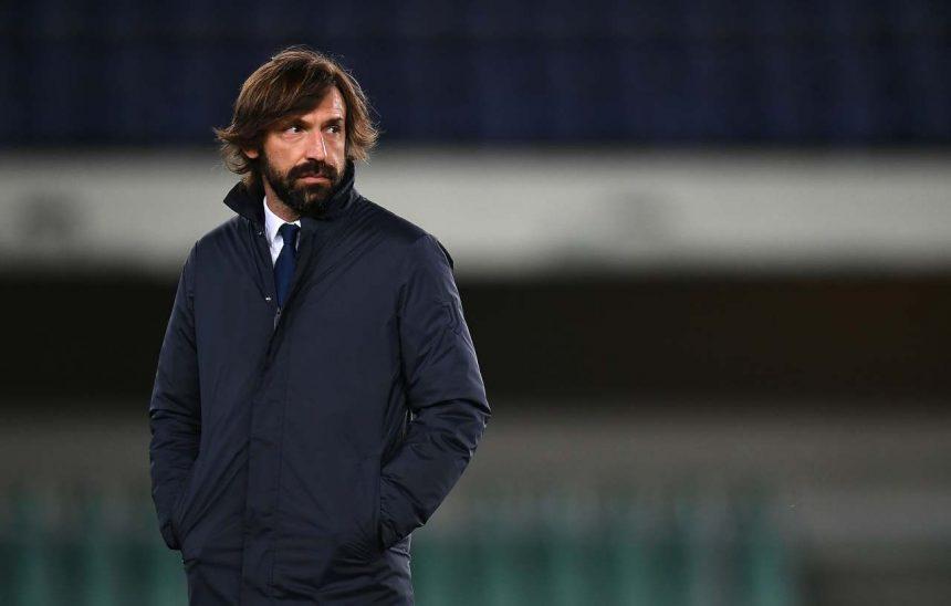 "Juventus KO contro l'Atalanta   ""Allarme rosso per Pirlo"""