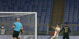 Roma Ajax Dzeko