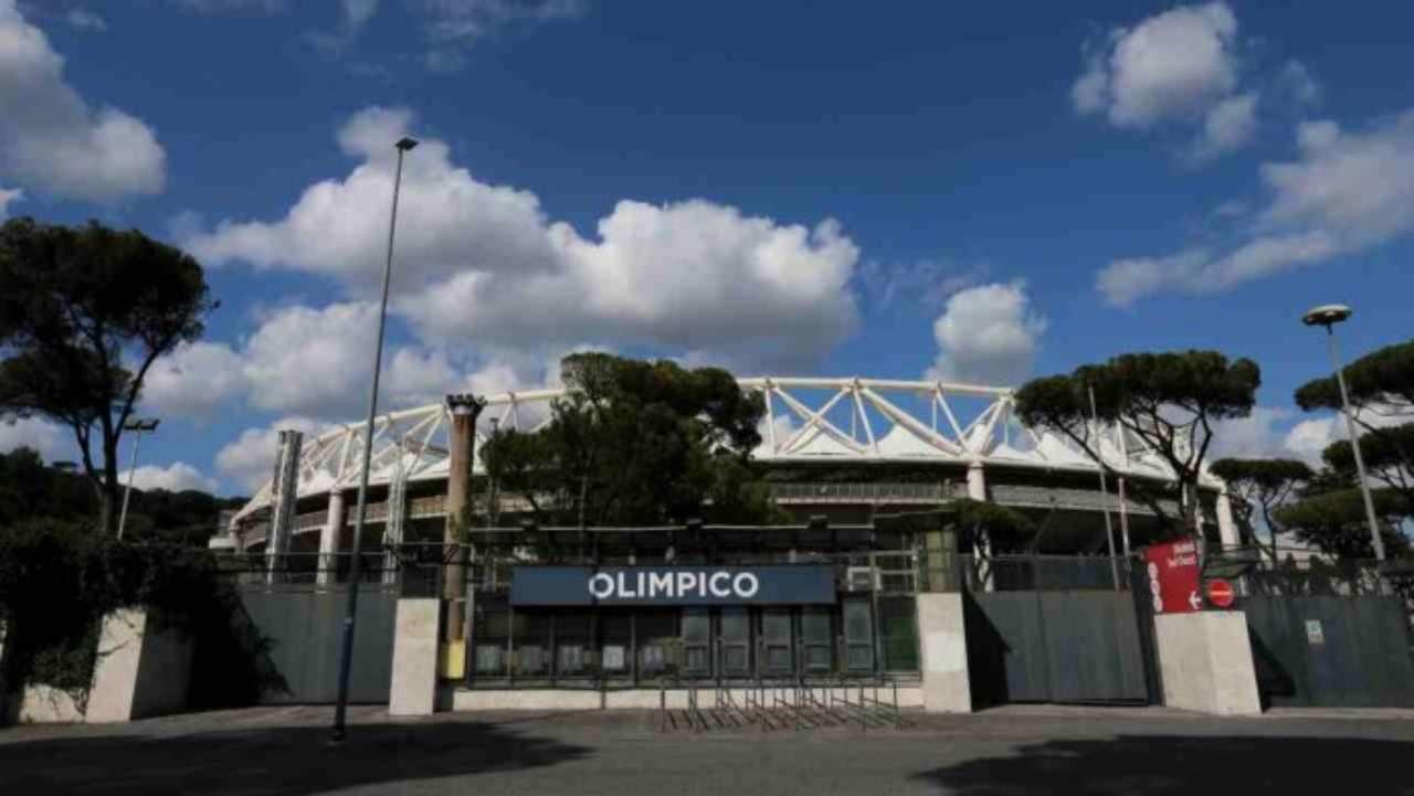 Italia-Svizzera, bomba nei pressi dell'Olimpico | Ordigno disinnescato