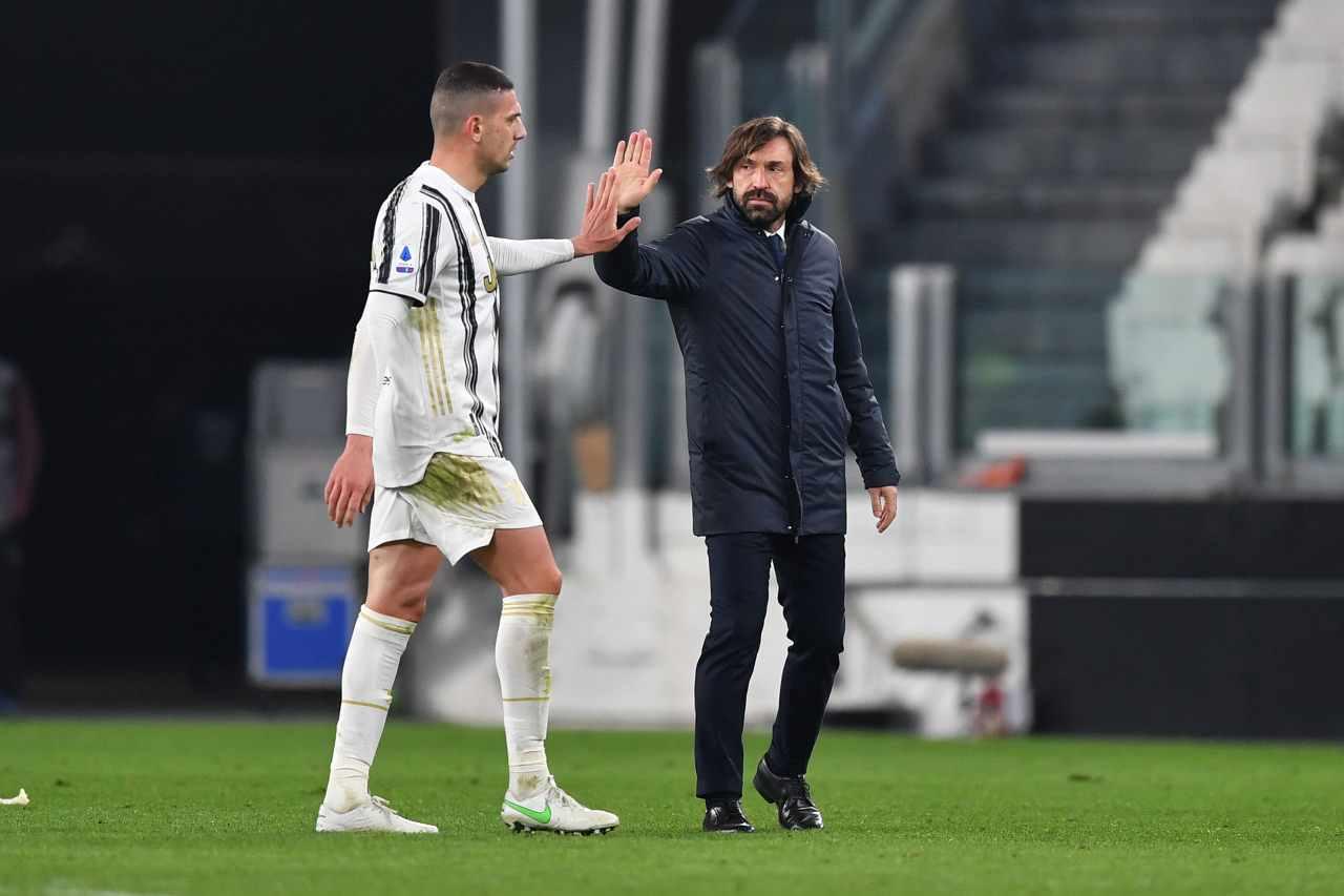 Demiral Juventus Correa Lazio