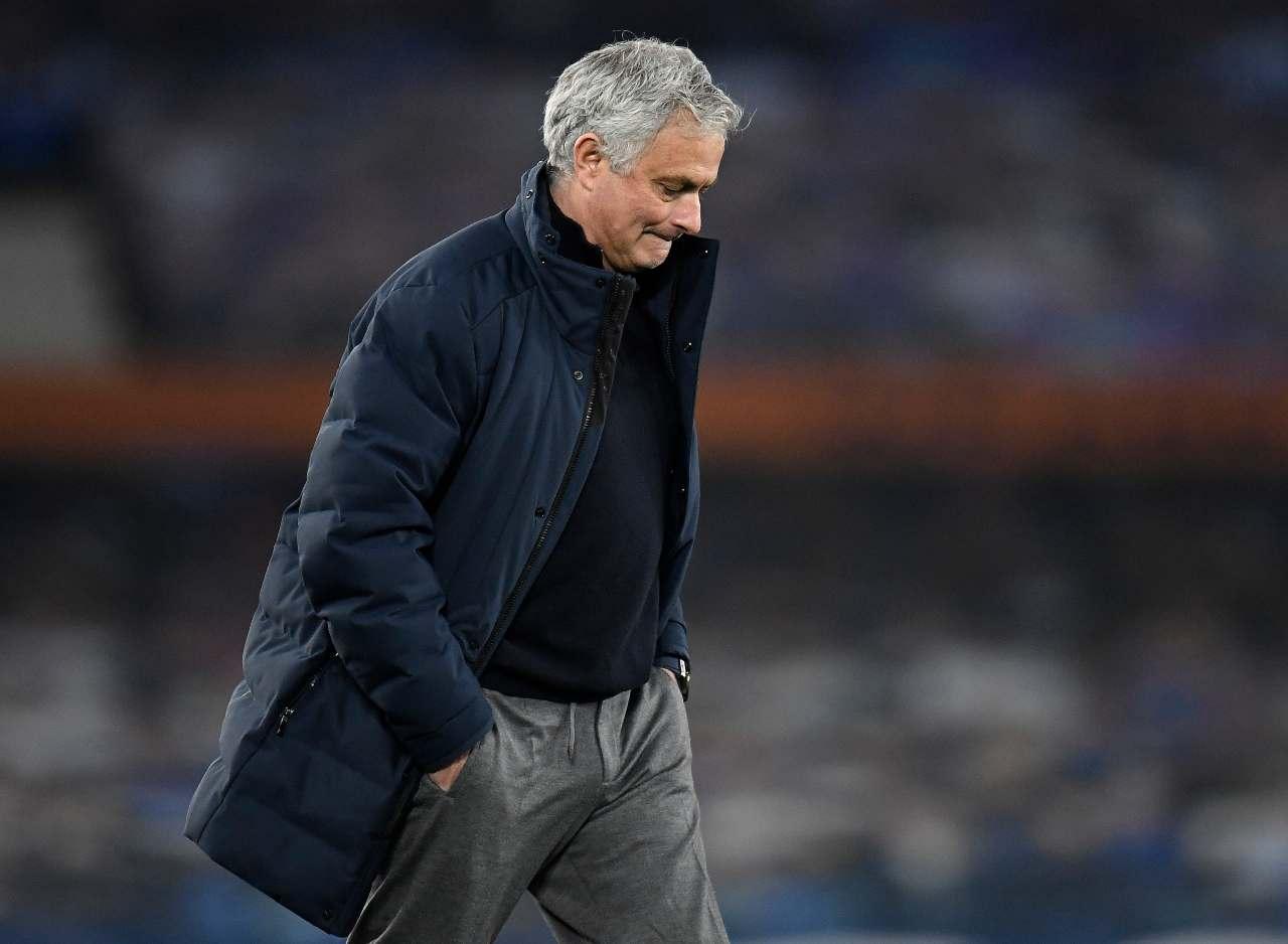 Mourinho esonero