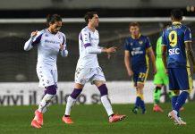 Serie A, Verona-Fiorentina 1-2: viola a +8 sul Cagliari