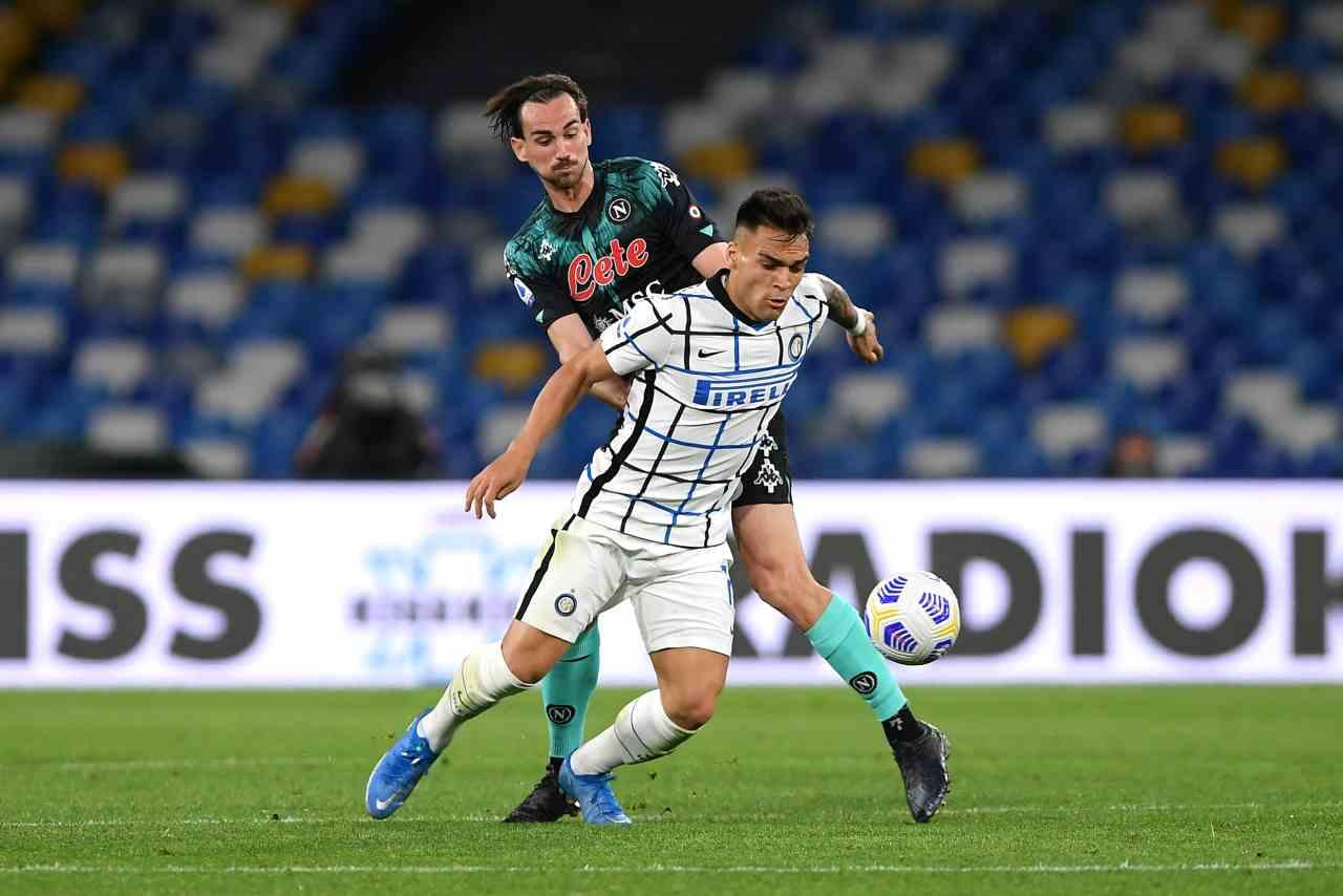 Lautaro Inter addio