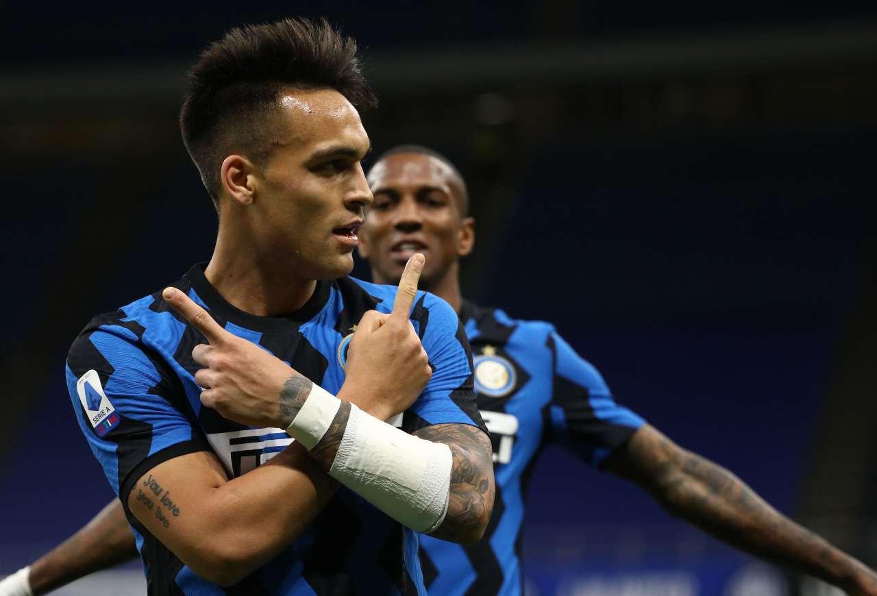 Lautaro addio Inter