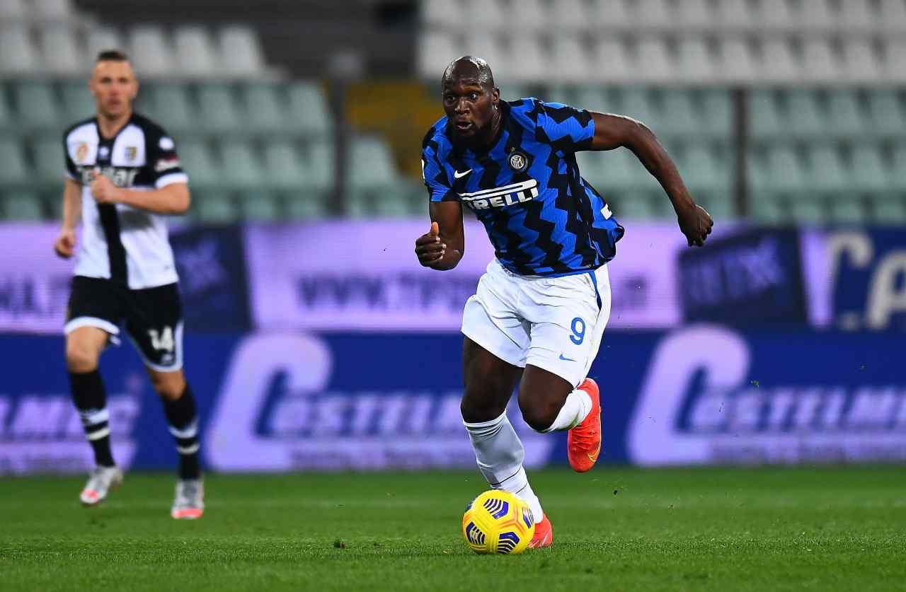 Lukaku Inter Juve