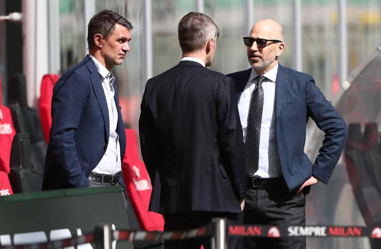 Milan cessione