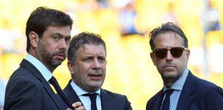 Juventus Kean Inter