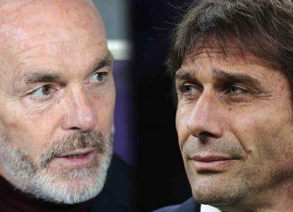 Inter Milan Juventus Collovati Pioli Conte Donnarumma Mancini Mourinho
