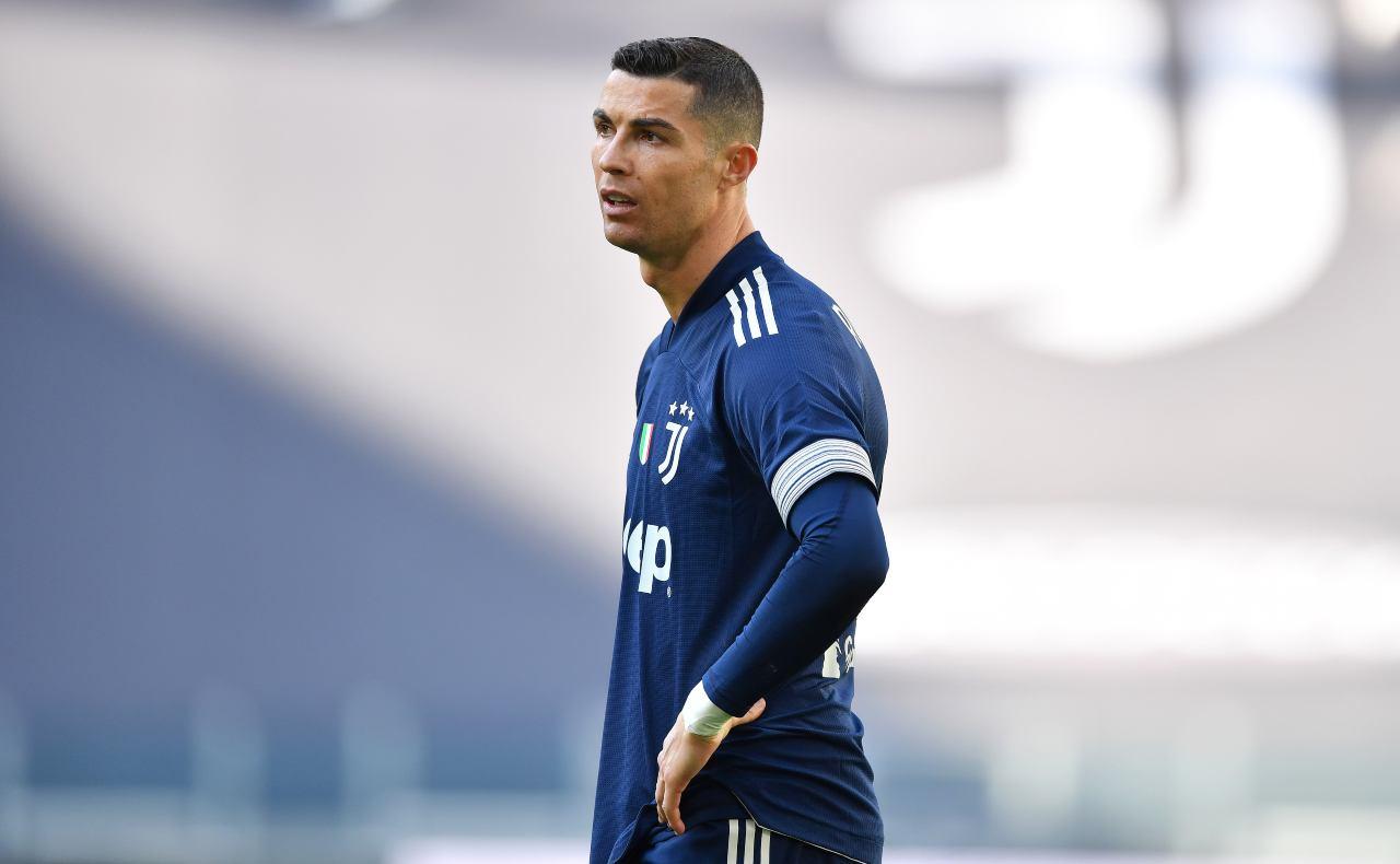 Ronaldo Juventus calciomercato