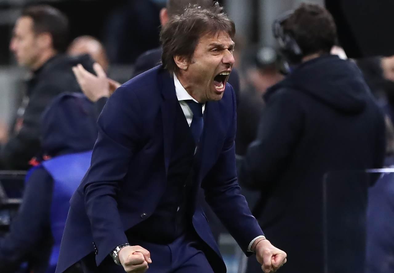 Antonio Conte Inter calciomercato