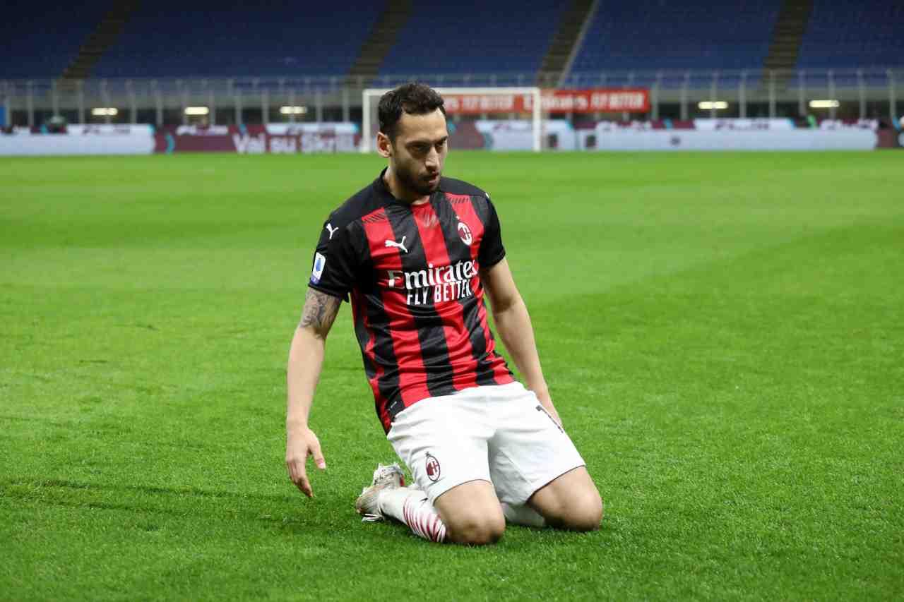 Milan Benevento tabellino classifica