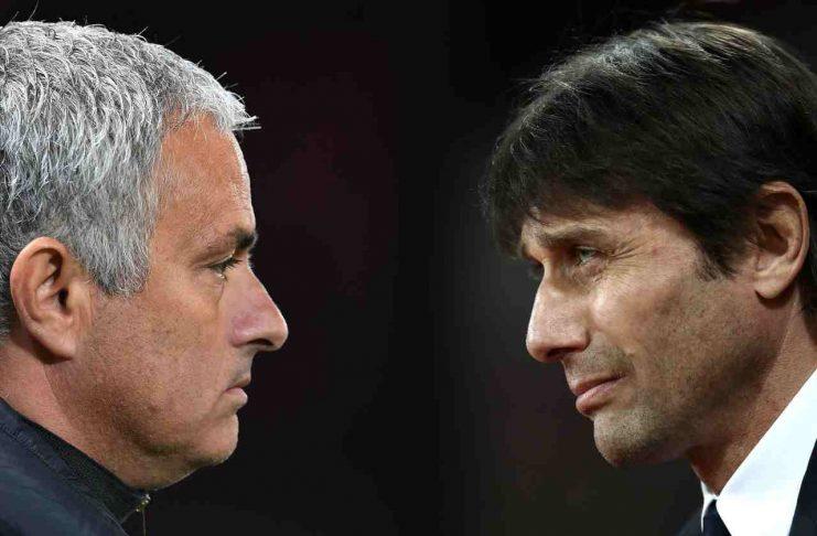 Roma Inter Mourinho Anguissa Fulham