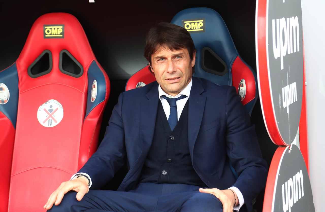 Calciomercato Inter Tottenham Conte Premier League