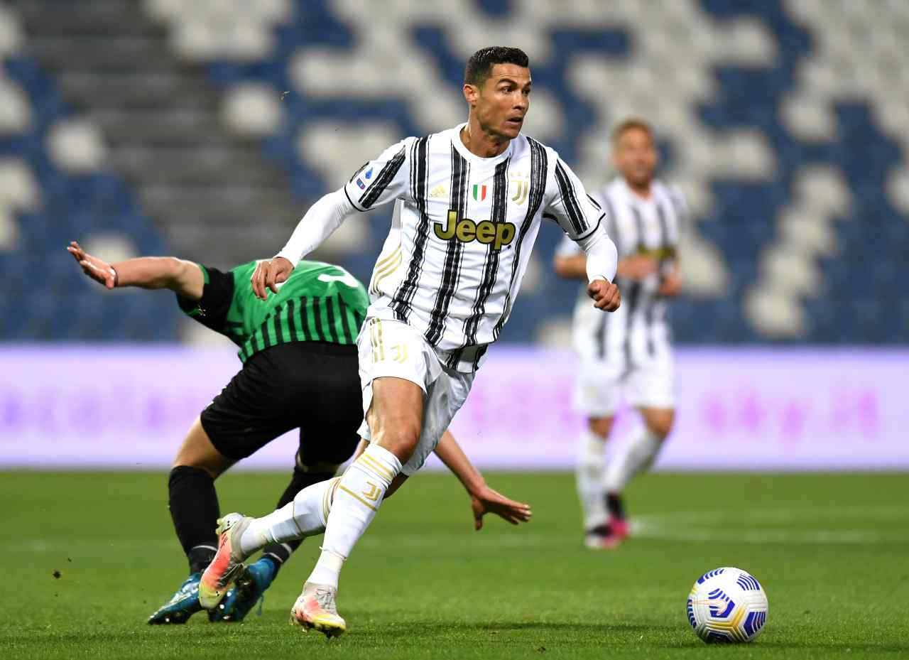 Juventus, Ronaldo calciomercato Sporting CP