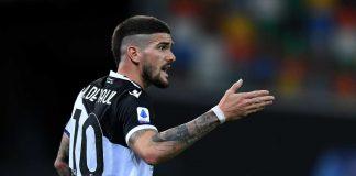 Calciomercato Milan, scontro per De Paul   Lo vuole l'Arsenal!