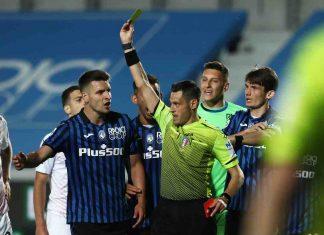 De Roon squalifica Serie A