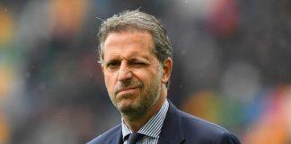 Paratici Tottenham Juventus ufficiale
