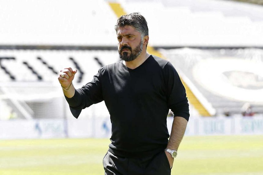 Gattuso Juventus