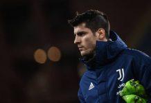 Inter Atletico Madrid Juventus Renan Lodi Morata Lautaro Martinez