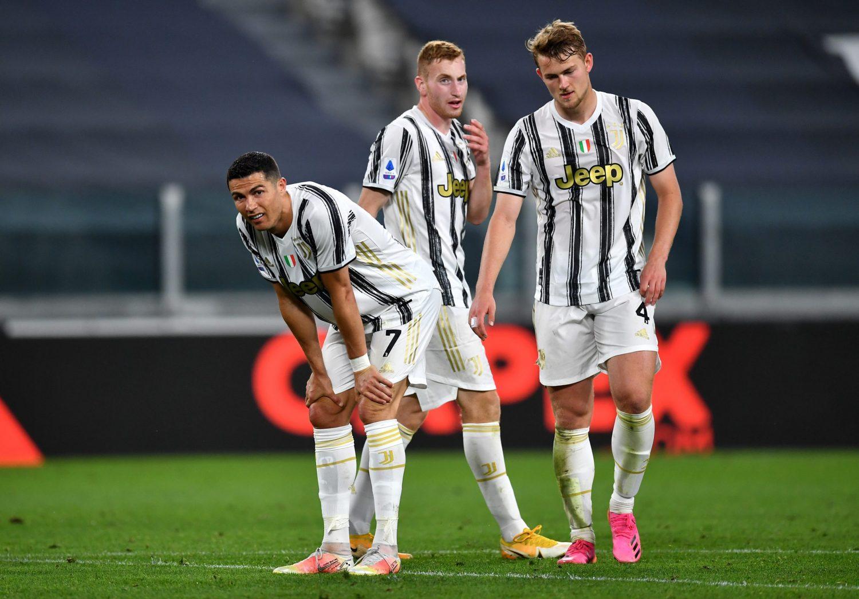 Calciomercato Juventus Cristiano Ronaldo Champions League