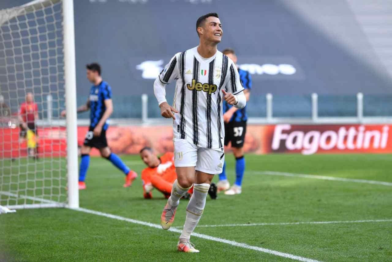 Ronaldo calciomercato Monaco
