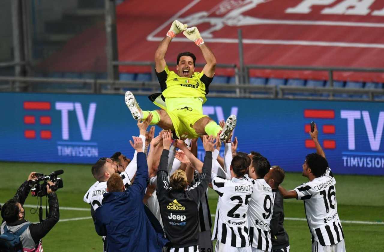 Calciomercato Juve, erede Buffon in Serie A! Cifre e i dettagli