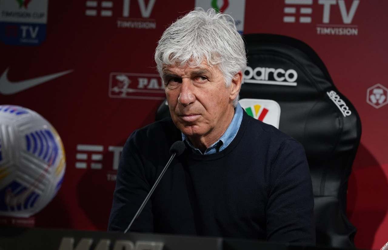 Juventus Gasperini