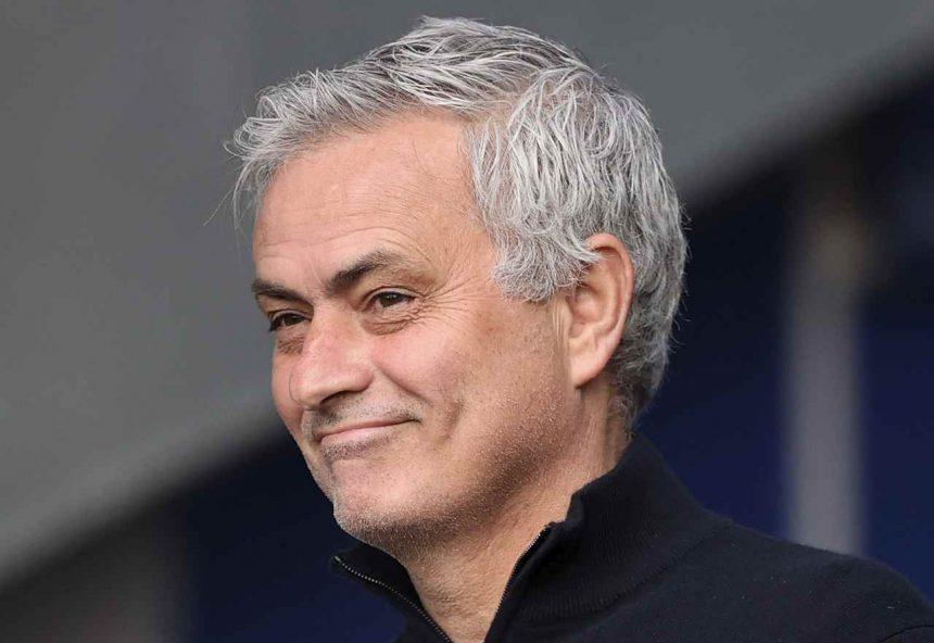 Mourinho Dzeko