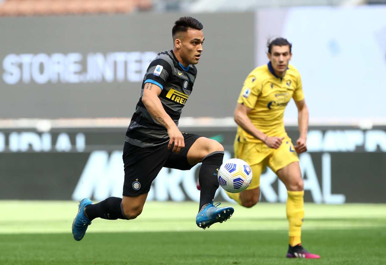 Calciomercato Inter, Hakimi e Lautaro Martinez nel mirino | Doppio assalto