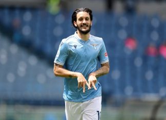 Milan Lazio Luis Alberto Siviglia Gomez